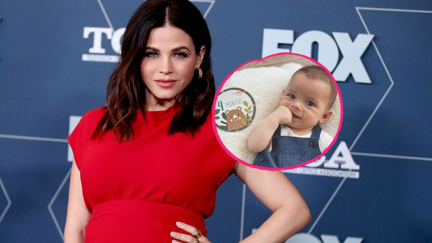 Vier Monate alt: So groß ist US-Star Jenna Dewans Sohn schon