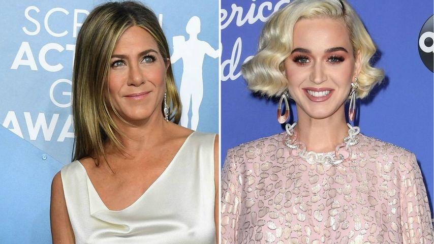 Dieser Hollywood-Star wird Patentante von Katy Perrys Baby!