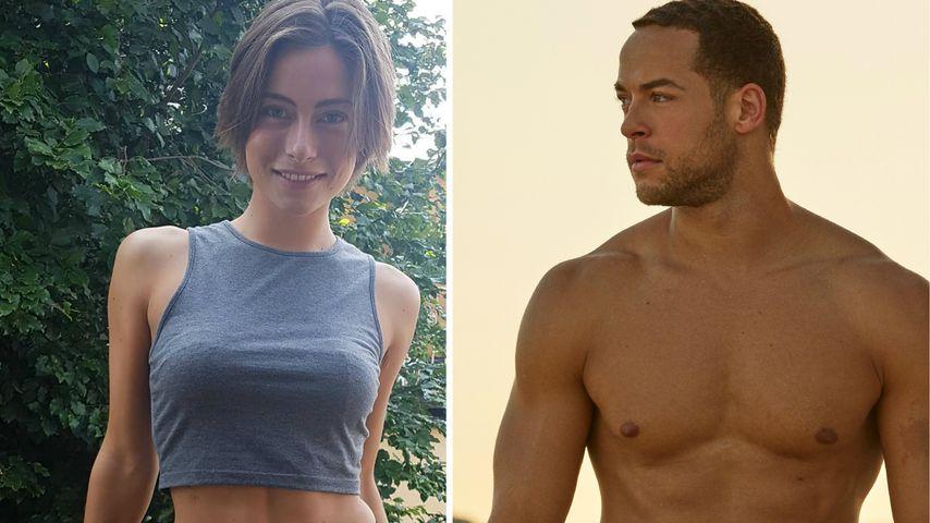 Wenig Sport, viel Futter: Bachelor-Paar hatte Figur-Frust!