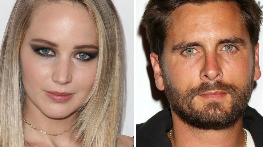 Dream-Dinner: Steht Jennifer Lawrence etwa auf Scott Disick?