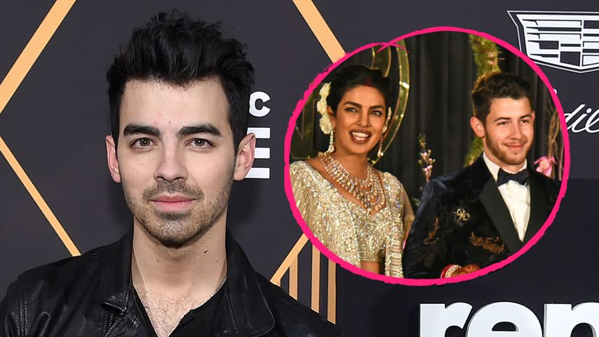 Joe Jonas: Blackout beim Hochzeits-Toast für Priyanka & Nick