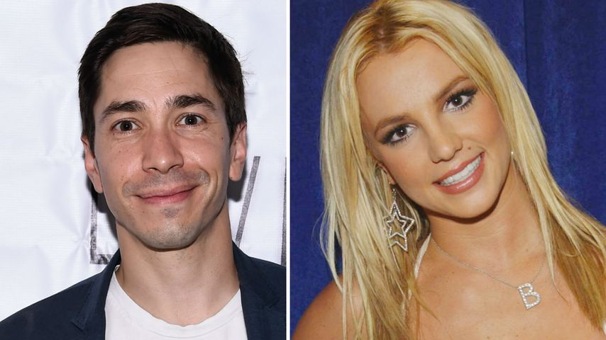 "Justin Long: So war Britney Spears am Set von ""Not a Girl"""