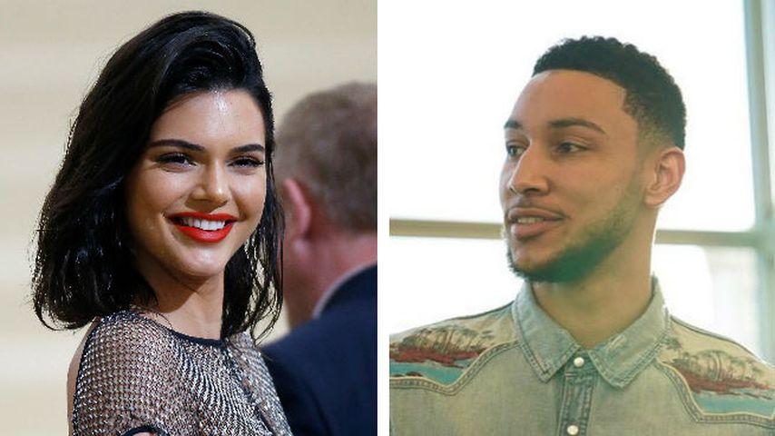 Kendall Jenner: Datet sie jetzt Basketball-Star Ben Simmons?