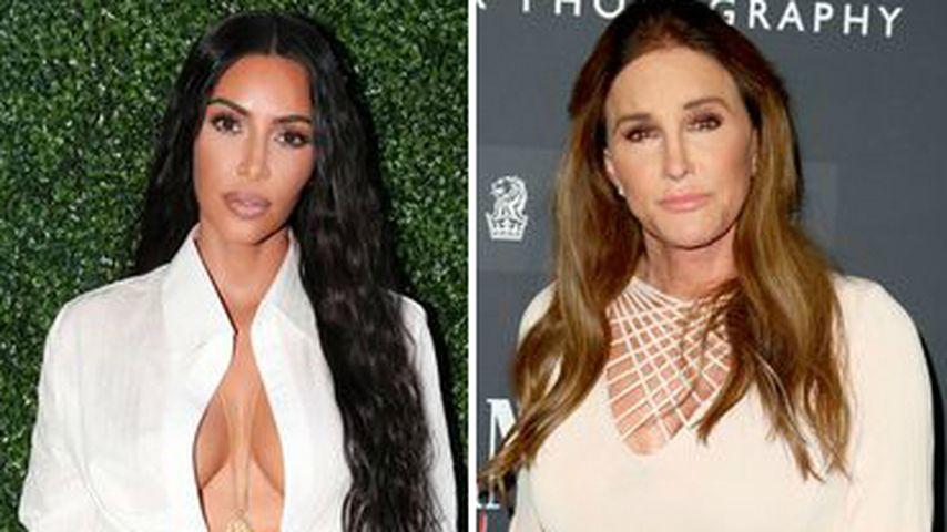 So erfuhr Kim Kardashian von Caitlyn Jenners Transsexualität