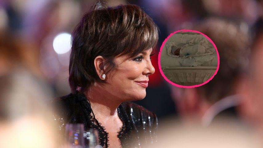 Kris Jenner verrät: Das steckt hinter Enkel Psalms Namen!