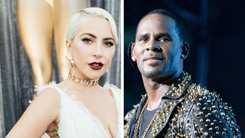Nach Skandal: Lady Gaga nimmt Song mit R. Kelly vom Album!