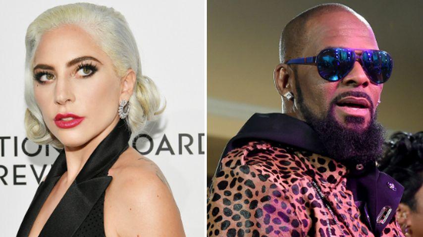 Lady Gaga entschuldigt sich für Zusammenarbeit mit R. Kelly