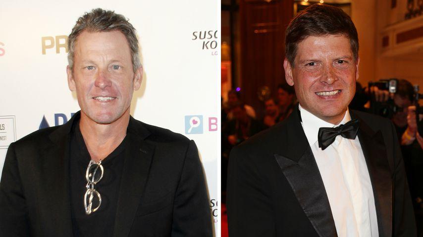 Nach Drogen-Skandal: Lance Armstrong will Jan Ullrich helfen