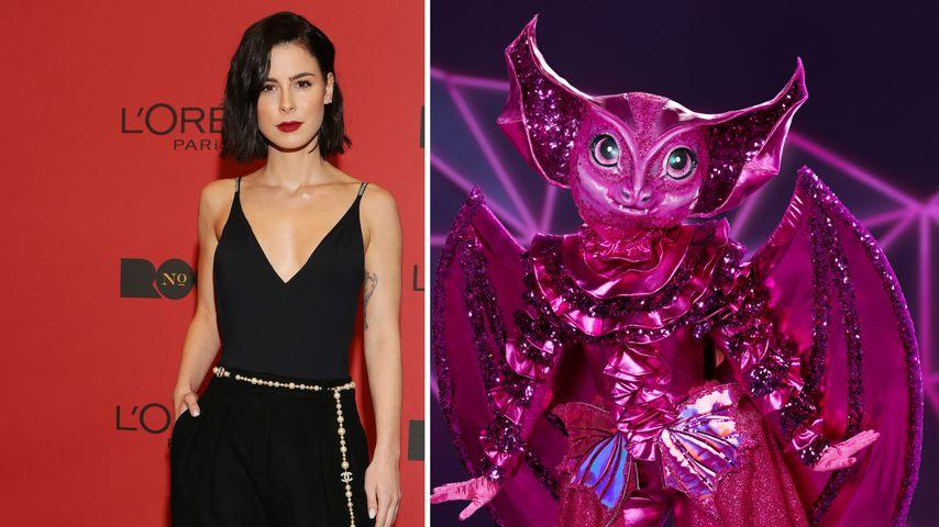 """Masked Singer""-Publikum skeptisch: Ist Lena die Fledermaus?"