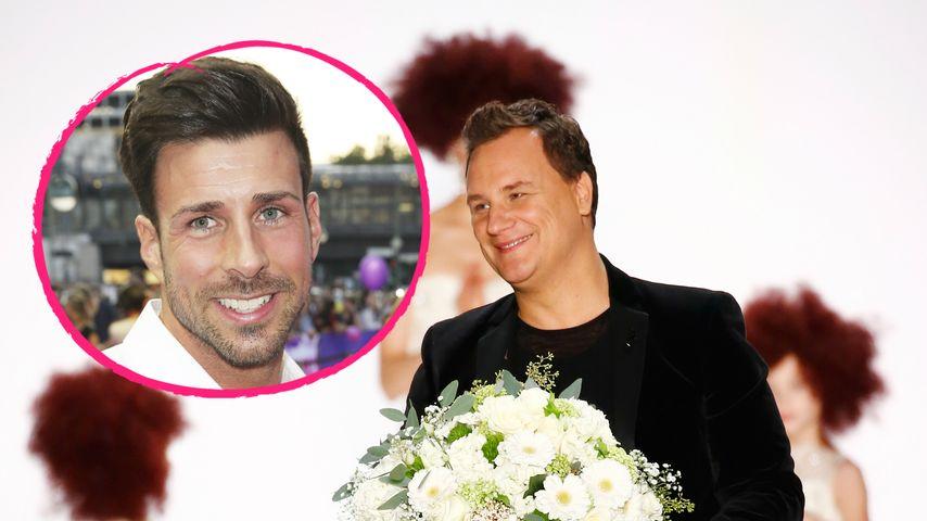 "Rose für Guido? Leonard Freier bei ""Promi Shopping Queen""!"