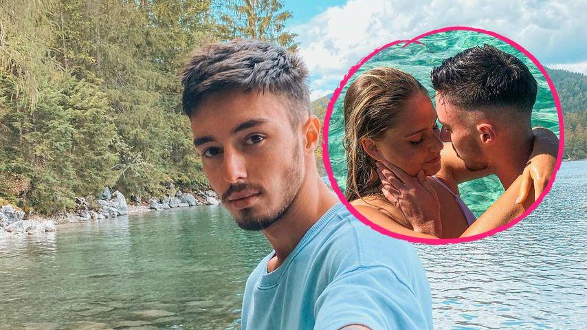 Flirt im Musikvideo: Ist TikTok-Star Mario Novembre Single?