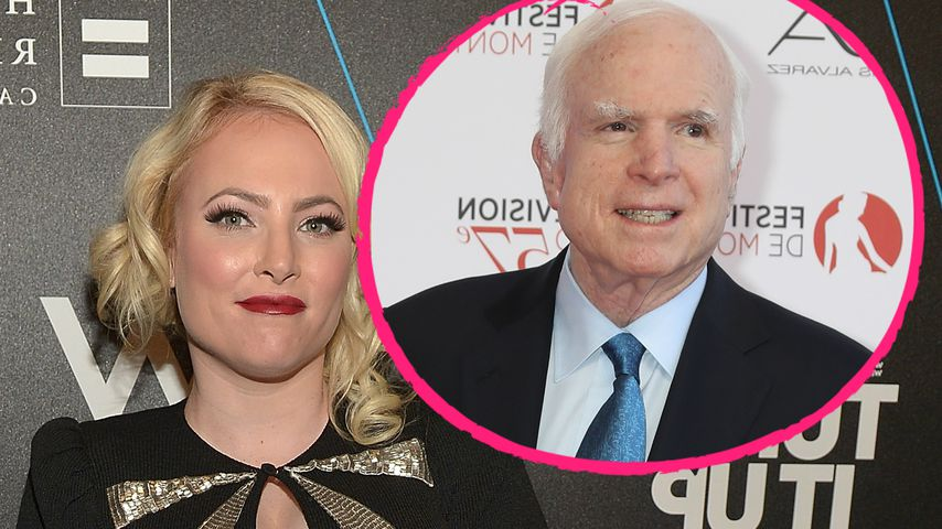Nach Tod: Rührende Worte von John McCains Tochter Meghan!