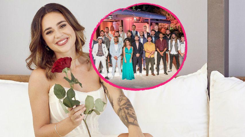 Diese 20 Single-Männer buhlen um Bachelorette Melissa!