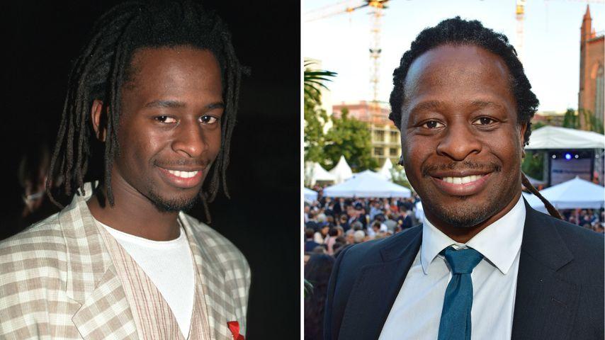 45 Jahre Mola Adebisi! So jung sah er 1995 noch bei VIVA aus