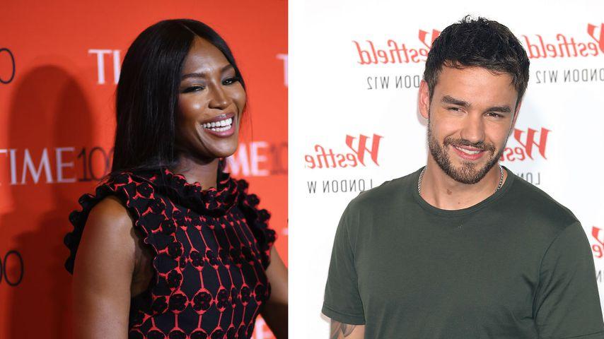 Like für Liam Payne: Steht Naomi Campbell wirklich auf ihn?