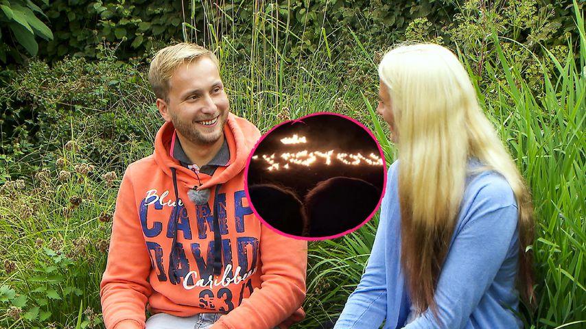 """""""I Love You"""": Neues Indiz für Denise und Nils' Bauern-Liebe?"""