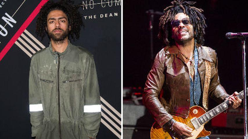 Musik-Clip: Noah Becker arbeitet mit Lenny Kravitz zusammen!