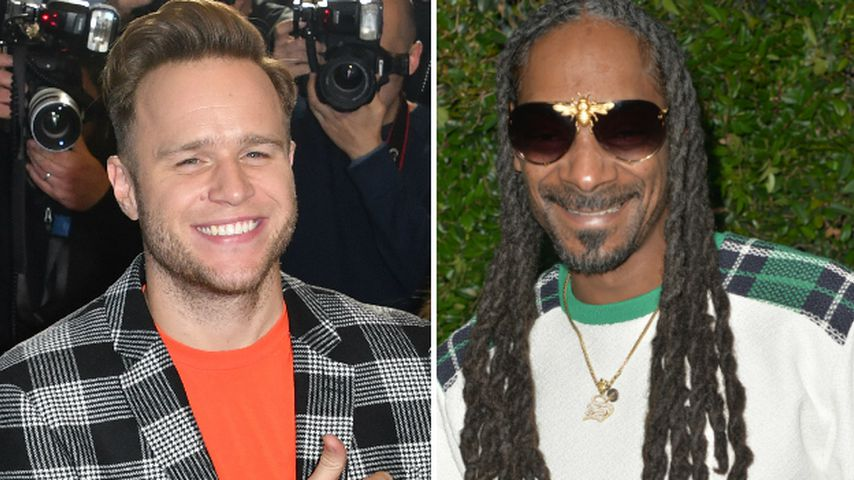 "Neue Single ""Moves"": Olly Murs holt Snoop Dogg mit ins Boot!"