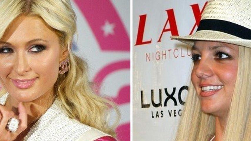 Paris Hilton und Britney Spears