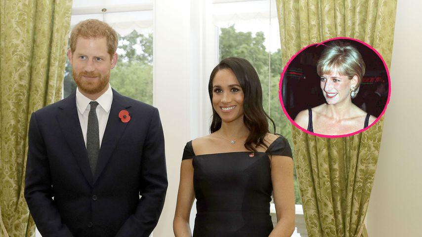 Harry und Meghan wollen Prinzessin Dianas Mission fortführen