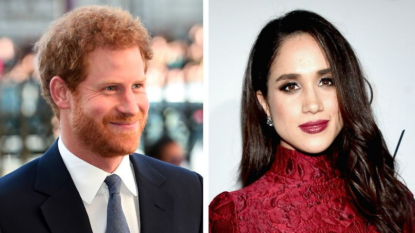 Turbo-Love: 1. Liebesnest für Prinz Harry & Meghan Markle?