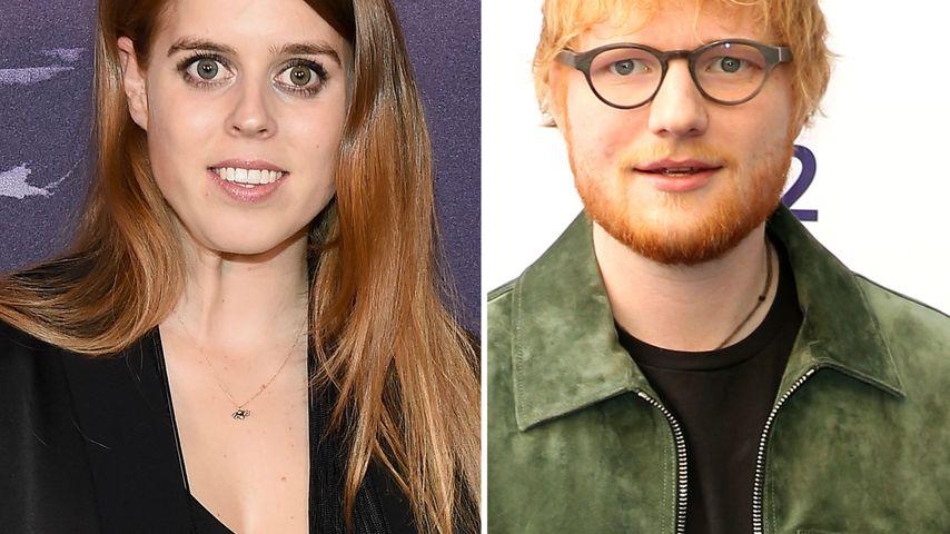 Beatrice' Schwertunfall: Nun äußert sich Ed Sheerans Manager