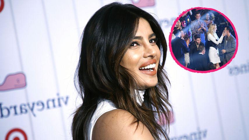 Jonas-Sieg verpasst: Priyanka photoshopt sich auf VMA-Foto