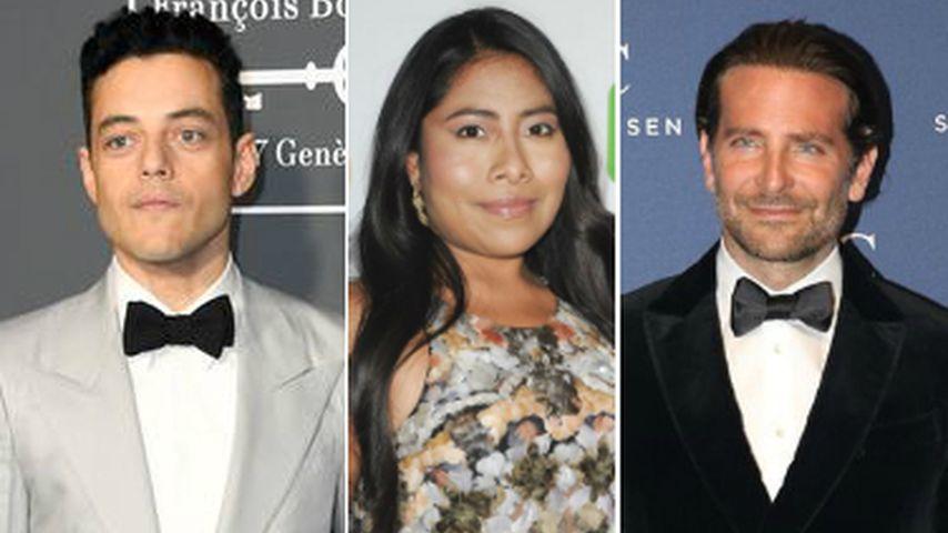 Oscar-Nominierung: So äußerten sich die Stars!