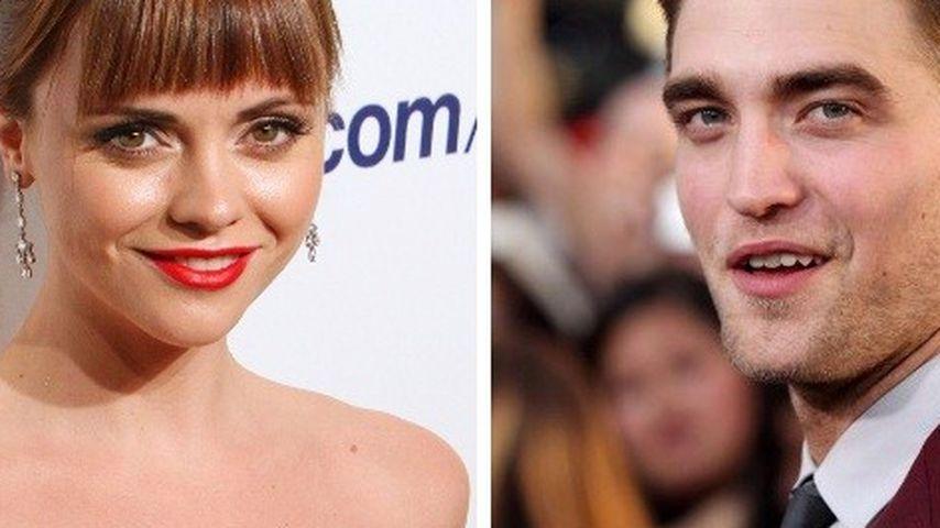 """Christina Ricci: """"Robert Pattinson küsst so gut!"""""""