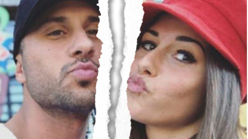 Collage: Roberto und Sarah Lombardi
