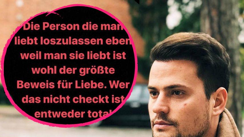 Nach Trennung von Nathalie: Emotionale Worte von Rocco Stark