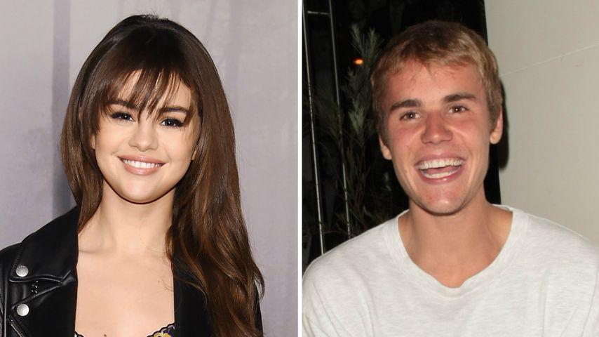 Justin Bieber & Selena Gomez: Süße Küsse am Valentinstag!