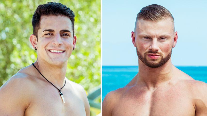"""""""Love Island""""-Neulinge: 2 Boys bringen Mädels zum Ausrasten!"""