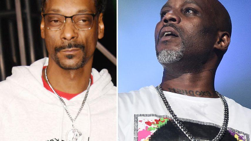 Snoop Dogg erinnert sich an erstes Treffen mit DMX zurück
