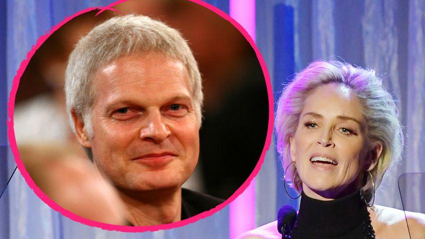 Ex-Affäre Sharon Stone reagiert bestürzt auf Steve Bings Tod