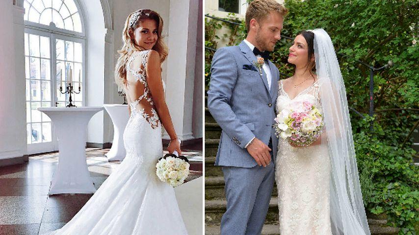 Sunny oder Emily: Welche GZSZ-Braut ist die Schönere?