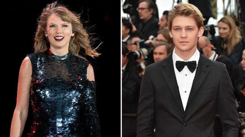 Zum ersten Mal: Taylor Swifts Freund spricht über Beziehung!