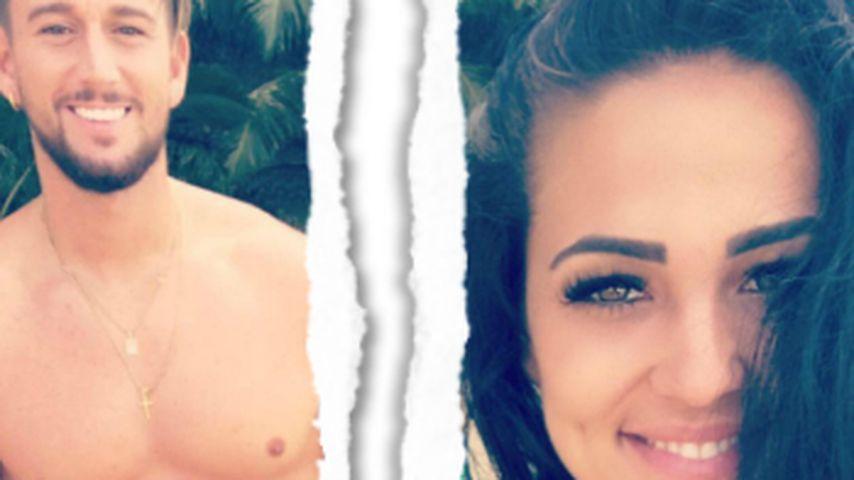 """Kurz vor Geburt: """"Love Island""""-Paar Mike & Elena getrennt!"""