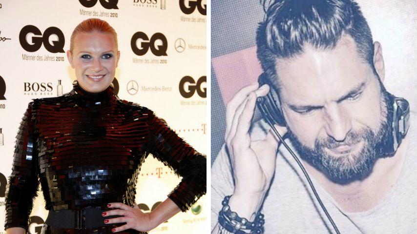 Ist Magdalena Brzeska frisch verliebt in diesen DJ?