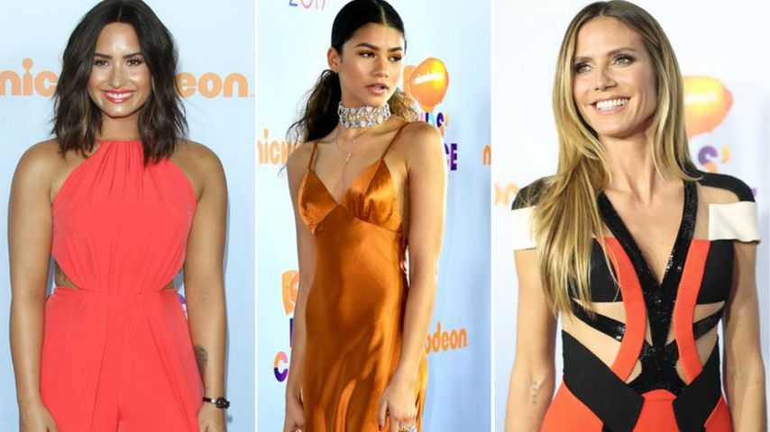 Kids' Choice Awards: Das waren die Looks auf dem Red-Carpet!