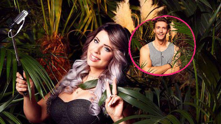 Jenny Frankhauser: Heißer Dschungelcamp-Flirt mit David?