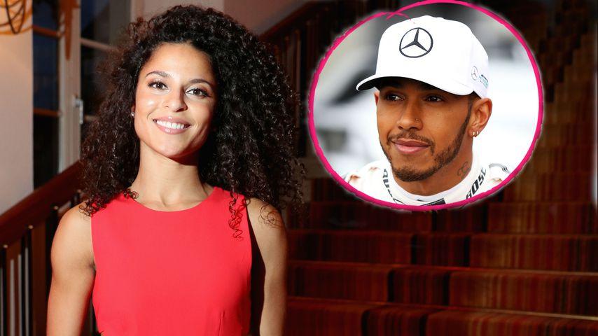 "Lewis Hamilton: Diese ""The Voice""-Beauty ließ ihn abblitzen!"