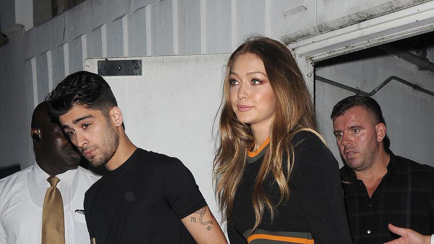 Zayn Malik und Gigi Hadid, 2016