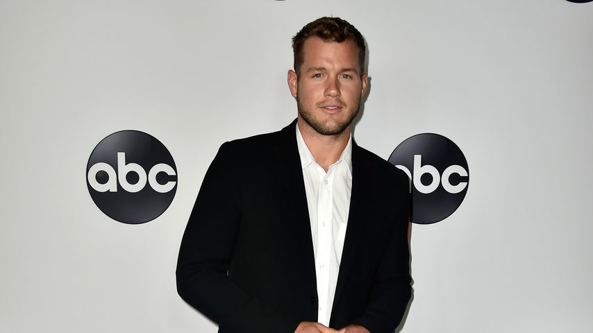 US-Bachelor Colton Underwood im August 2018