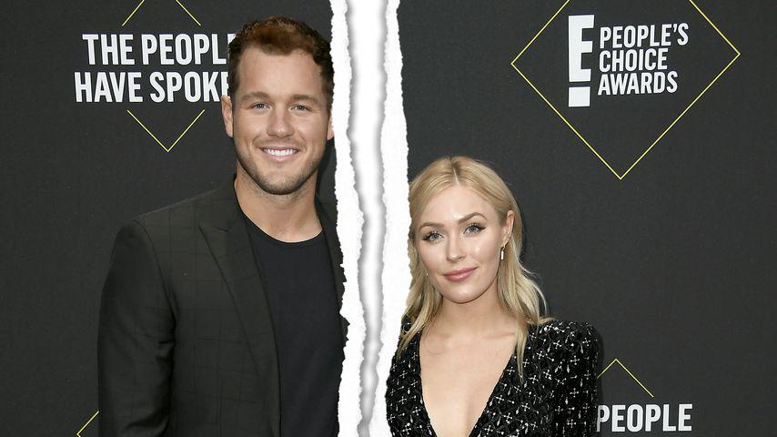 US-Bachelor-Paar Colton und Cassie haben sich getrennt!