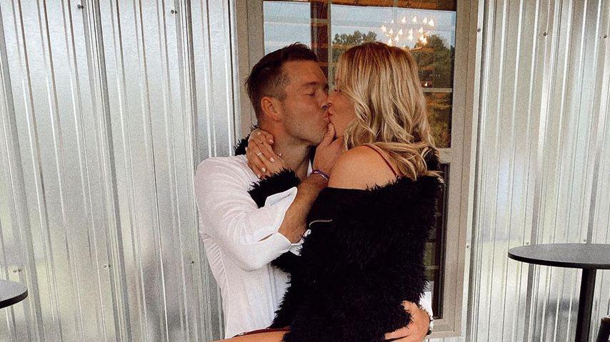 Colton Underwood und Cassie Randolph, US-Bachelor-Paar