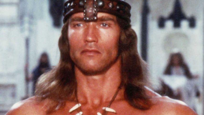 Arnold Schwarzenegger: Drei Conan-Filme in Planung