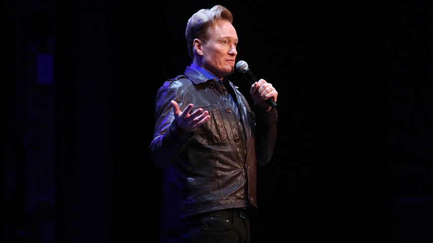 """""""Wir wurden ausgeraubt"""": Einbruch in Conan O'Briens Studio"""