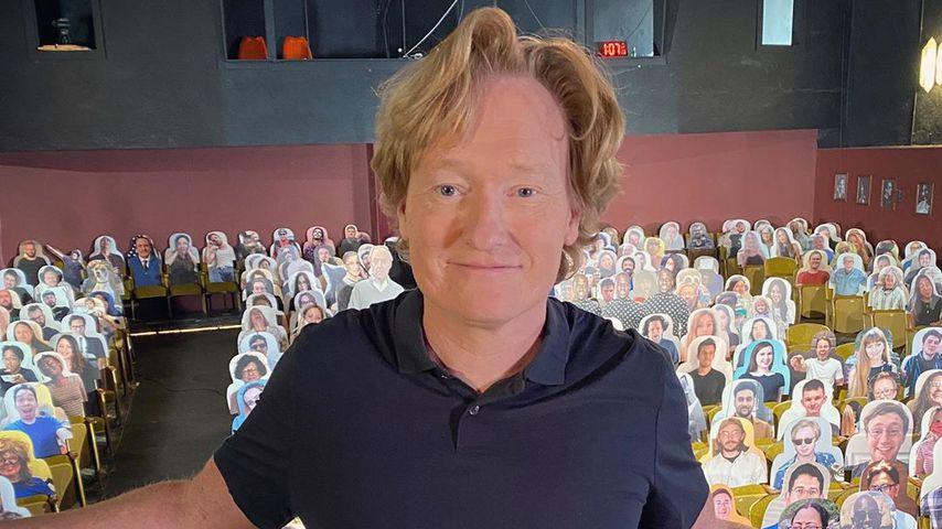 Conan O'Brien im September 2020