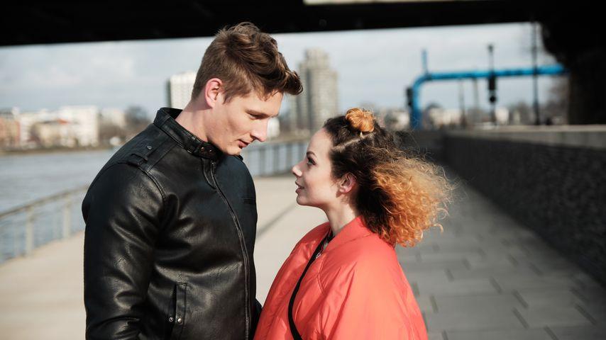 """Conor (Yannik Meyer) und Nika (Isabelle Geiss) bei """"Unter uns"""""""